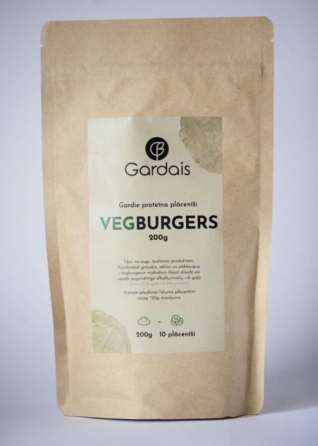 Vegburgers 200g